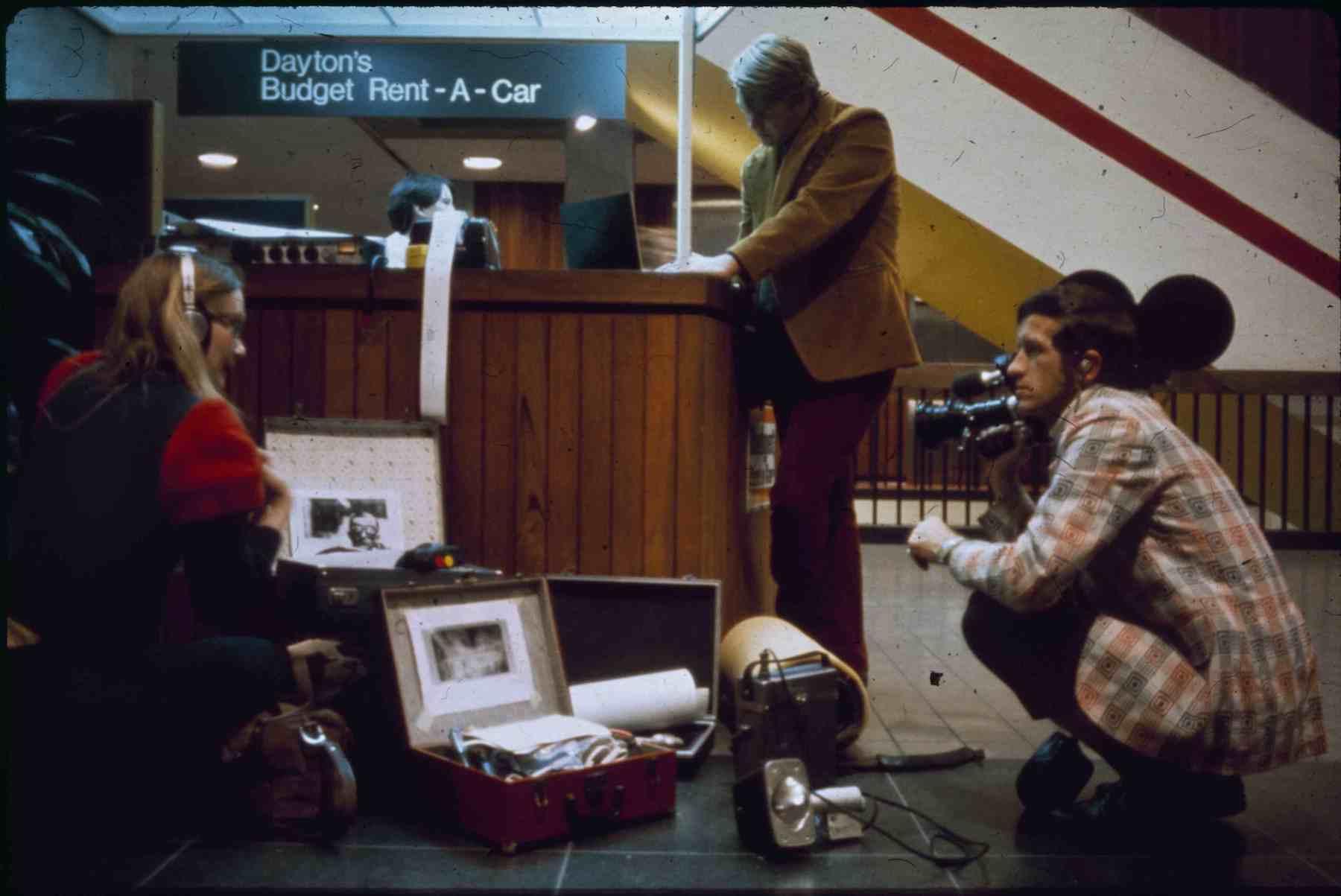 Maryanne Amacher Perceptual Geographies Bowerbird Music Dance Film Philadelphia Pa